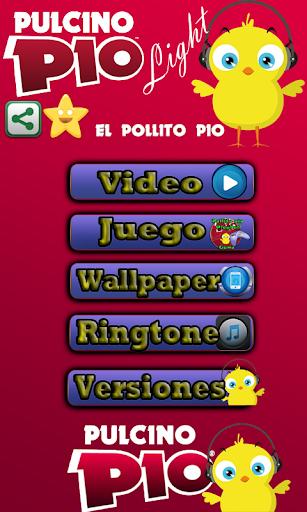 EL POLLITO PIO Light