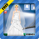 Bride Dress Up Girl icon