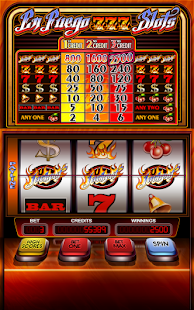 En Fuego 777 Slot Machine