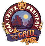 Logo of Oak Creek Nut Brown On Steroids