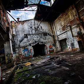 Lost Places by Alexander Kulla - Buildings & Architecture Decaying & Abandoned ( lost place, building, abondoned, abandoned,  )