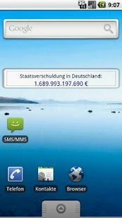 Germany´s National Debt Clock- screenshot thumbnail
