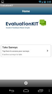 EvaluationKIT Mobile - screenshot thumbnail