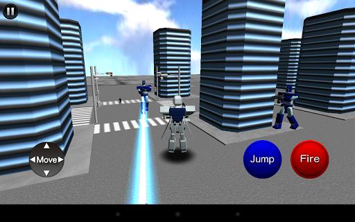 ARTERIA:Robot action game