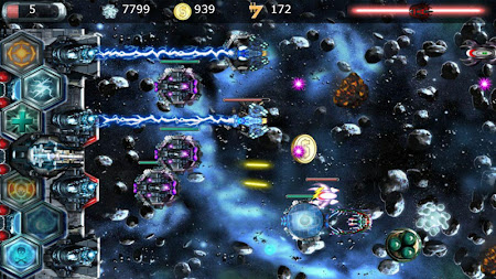 Galaxy Defender: Battlestation 1.09 screenshot 25756