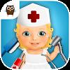 Sweet Baby Girl - Hospital