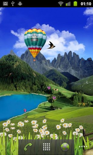 Mountain Live Wallpaper Full v2.1