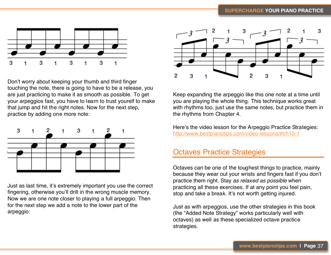Supercharge Your Piano Practice
