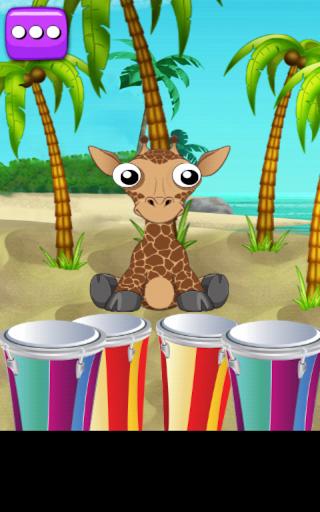 My little giraffe pet