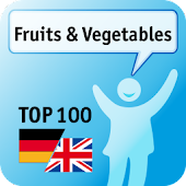 100 Fruits & Vegetables Keywor
