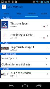 ISPO MUNICH 2016 screenshot