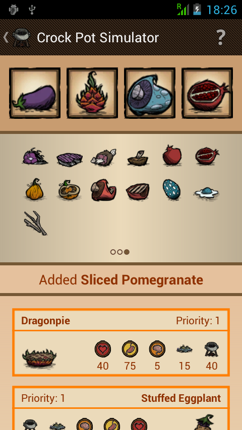 Don T Starve Crafting Recipes