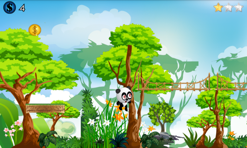 Panda Run (Free)- screenshot