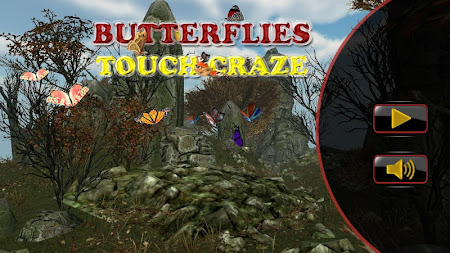 Butterflies Catch Craze 3D 1.0 screenshot 6197