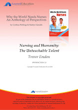 Nursing and Humanity: The Unteachable Talent