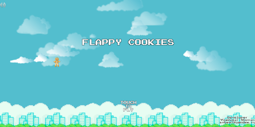 Flappy Cookies