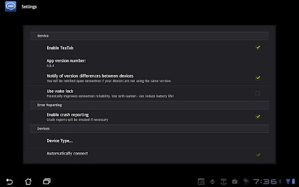TexTab Screenshot 4