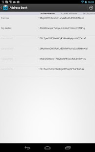 Blockchain - Bitcoin Wallet - screenshot thumbnail