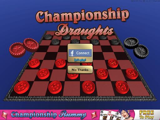 Championship Draughts Free HD