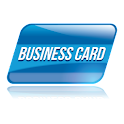 Business card deluxe
