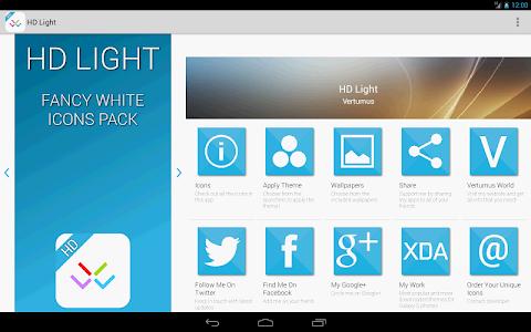 HD Light - Icon Pack v1.9.2