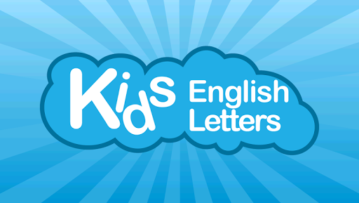 Kids English Letters Free