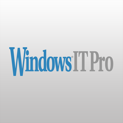Windows IT Pro Mobile 商業 App LOGO-APP試玩