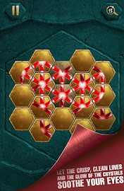 Crystalux puzzle game Screenshot 1