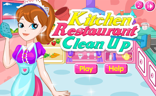 Kitchen restaurant cleanup- screenshot thumbnail