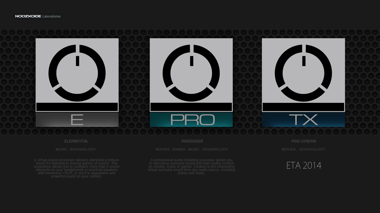Noozxoide EIZO-rewire™ PRO - screenshot
