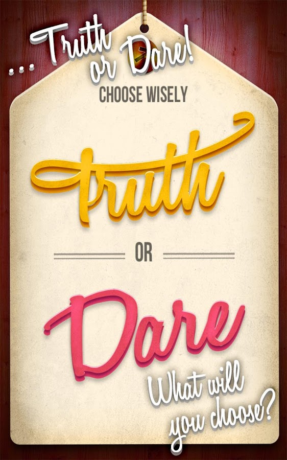 Truth or Dare- screenshot