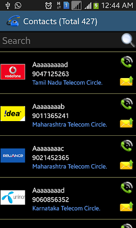 Mobile Number Tracker 1.7 screenshot 234805