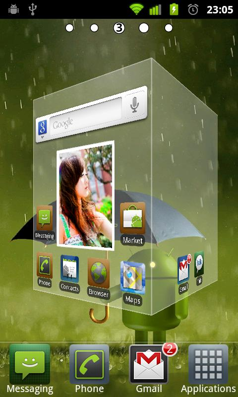My Launcher- screenshot