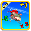 Math to the Rescue Game (Lite) icon