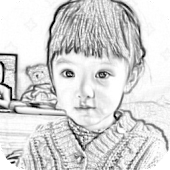Portrait Sketch Pencil Photo