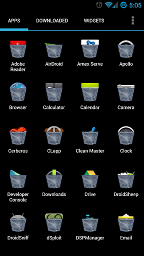 Jean Pocket Apex Icon Pack