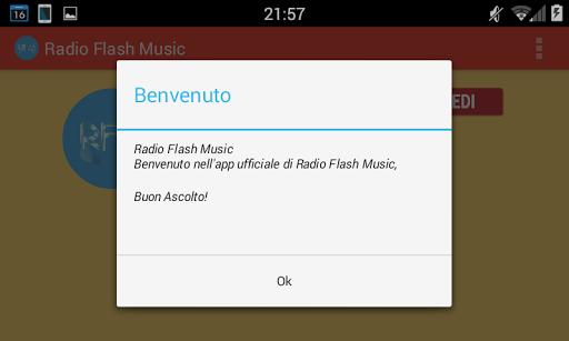 【免費音樂App】Radio Flash Music-APP點子