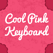 Cool Keyboards Pink