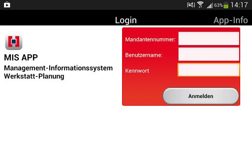 MIS App