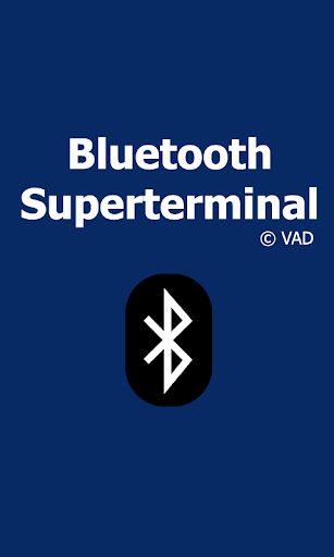 Bluetooth Superterminal