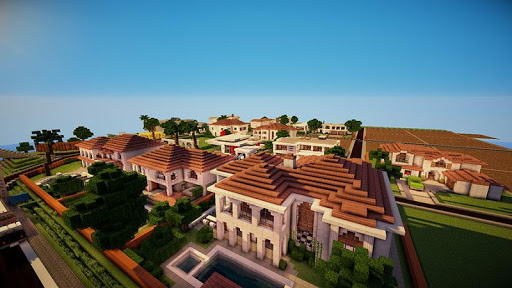 Cool City Ideas for Minecraft