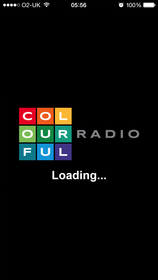 Colourful Radio- screenshot