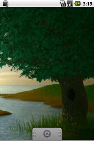 【免費個人化App】River Landscape Live Wallpaper-APP點子