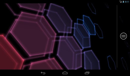 Digital Hive Live Wallpaper- screenshot thumbnail