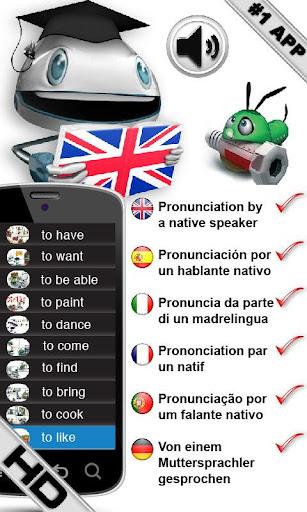免費英語動詞