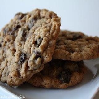 Spiced Oatmeal Raisin Cookies…