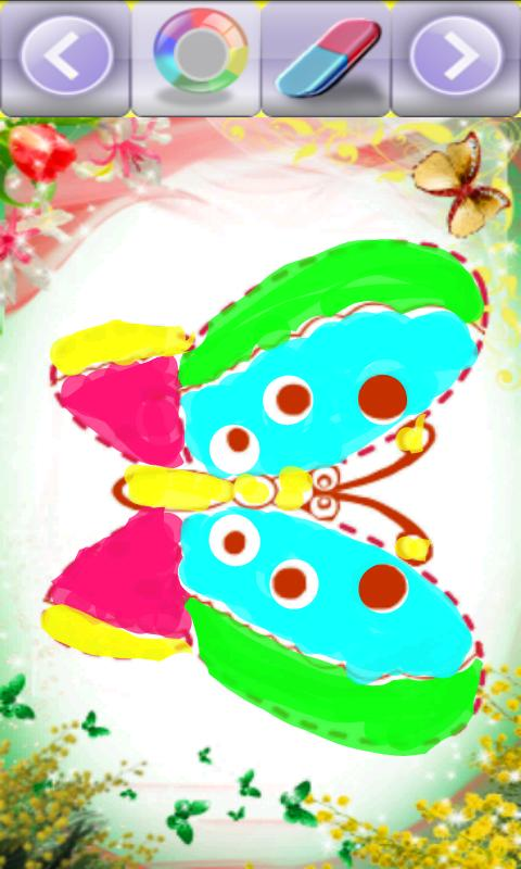 Pretty Butterflies for Kids - screenshot