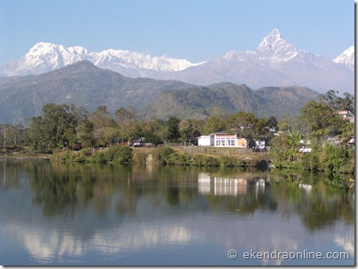 Reflects : Leisure pics in Pokhara