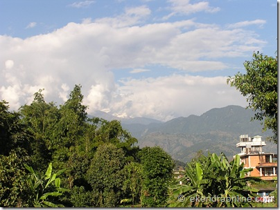 Blues : Leisure pics in Pokhara