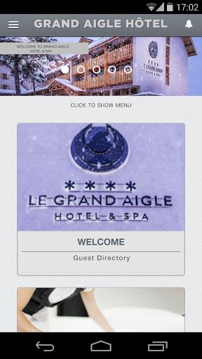 Grand Aigle Hotel Spa